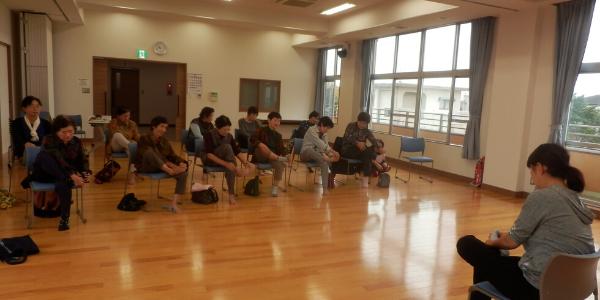 福岡ヨガインストラクター〜ゆるりん先生〜