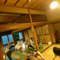 福岡ヨガインストラクターKayoko紹介写真